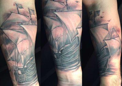 ship arm