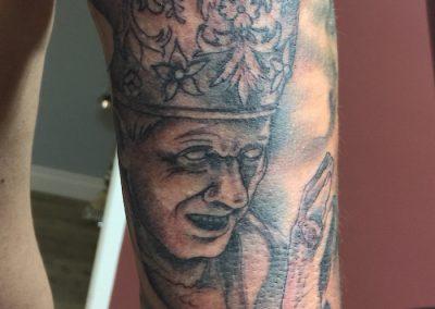 pope arm