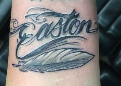 Easton-feather